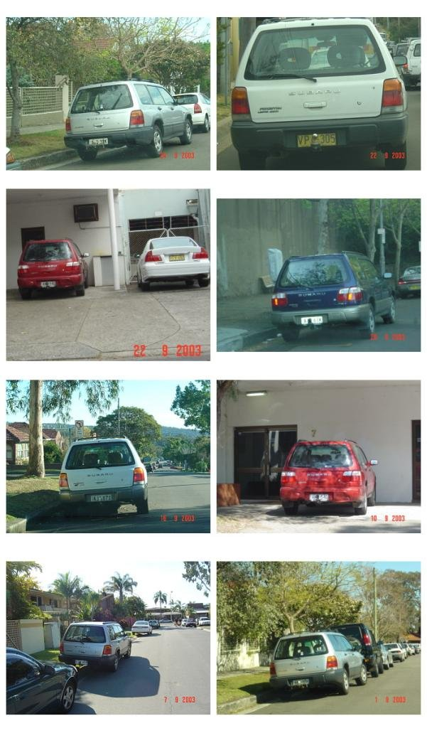 RTA Letter from Mike Hannon - Acting CEO re tow-bars & The Great Number-Plate Rort - Media Release - 10/3/2004